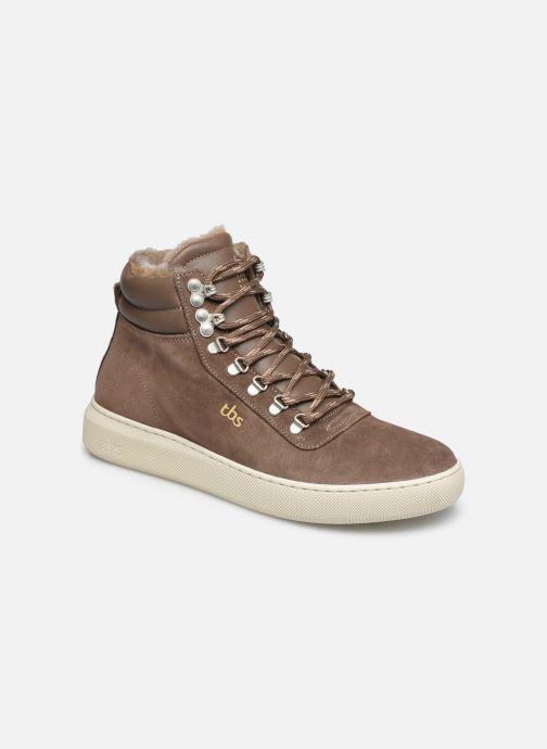Sneakers TBS Imagine Beige detail
