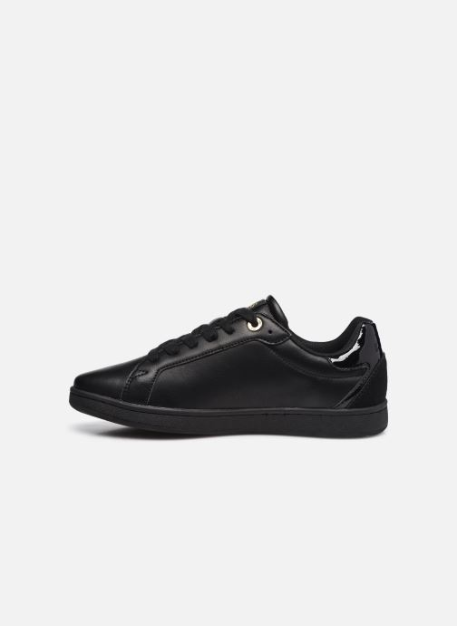 Sneaker TBS Lagatha schwarz ansicht von vorne