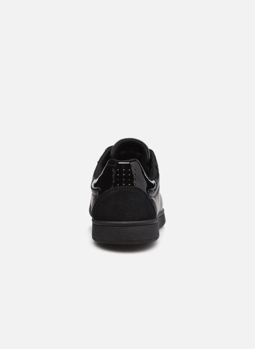 Sneaker TBS Lagatha schwarz ansicht von rechts
