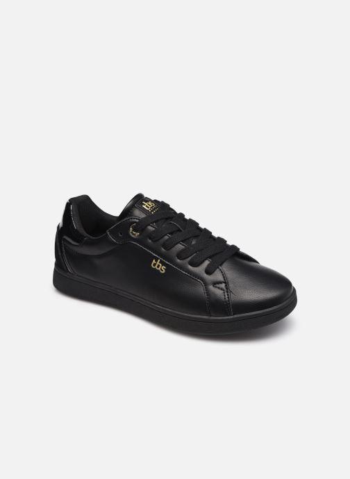 Sneaker TBS Lagatha schwarz detaillierte ansicht/modell