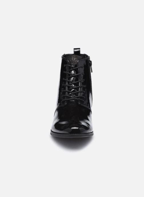 Bottines et boots TBS Madeliz Noir vue portées chaussures