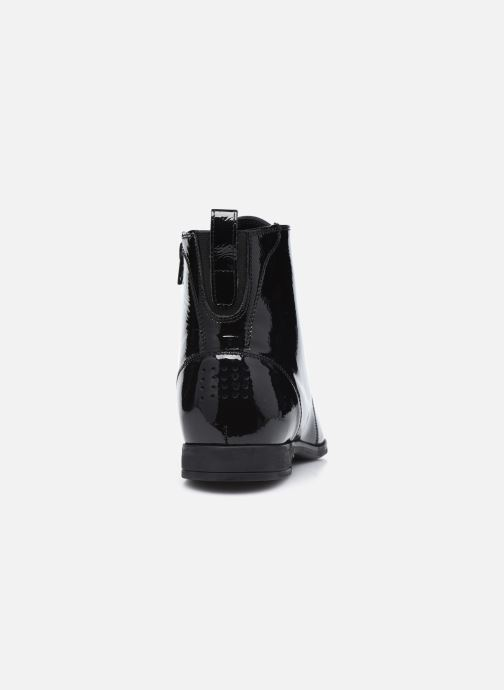 Bottines et boots TBS Madeliz Noir vue droite
