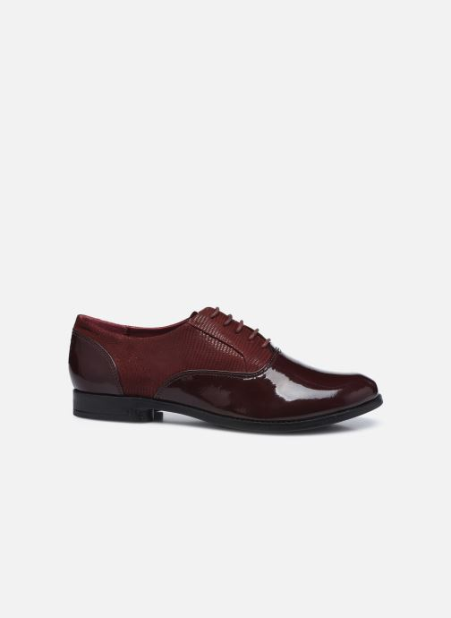 Zapatos con cordones TBS Madelle Vino vistra trasera