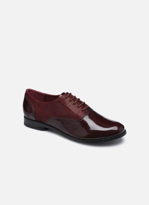 Zapatos con cordones TBS Madelle Vino vista de detalle / par