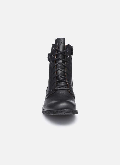 Bottines et boots TBS Madelon Noir vue portées chaussures