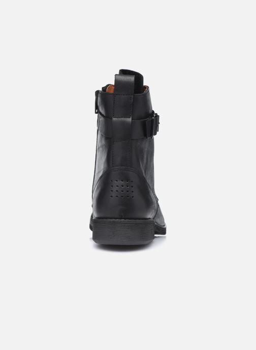 Bottines et boots TBS Madelon Noir vue droite