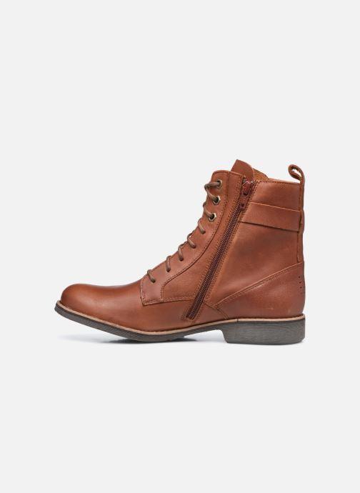 Bottines et boots TBS Madelon Marron vue face
