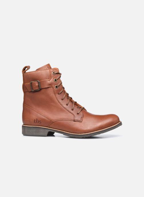Bottines et boots TBS Madelon Marron vue derrière
