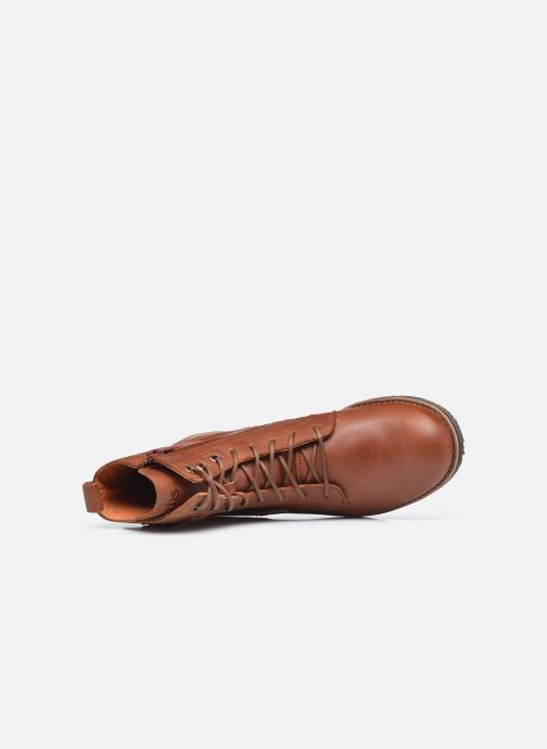 Bottines et boots TBS Madelon Marron vue gauche
