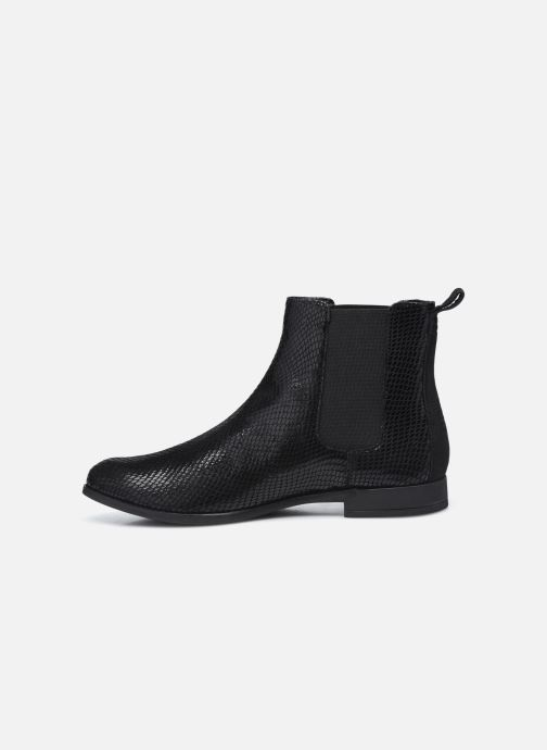 Bottines et boots TBS Melrose Noir vue face