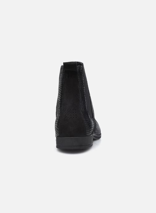 Bottines et boots TBS Melrose Noir vue droite