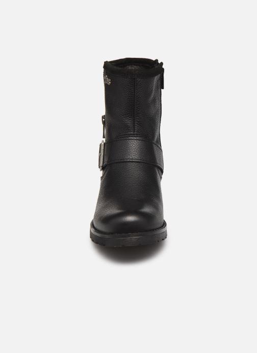 Bottines et boots TBS Panella Noir vue portées chaussures