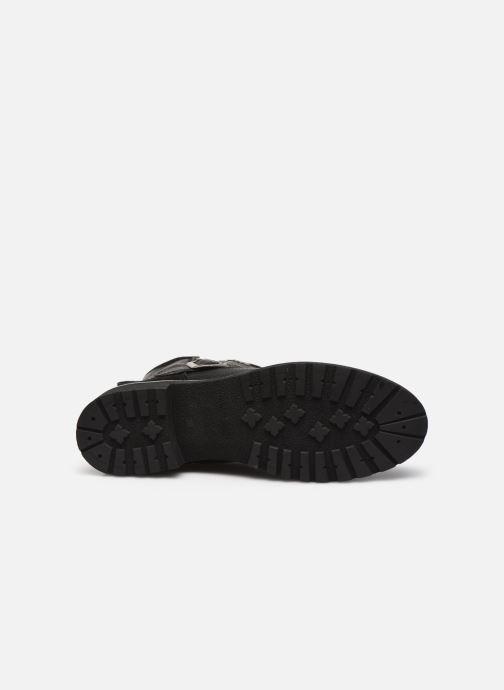Boots en enkellaarsjes TBS Panella Zwart boven