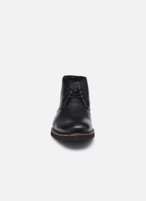 Chaussures à lacets TBS Paxfoam Noir vue portées chaussures