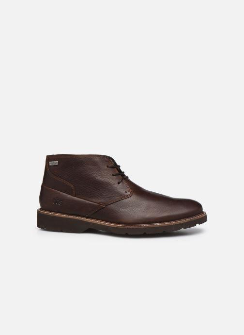 Chaussures à lacets TBS Paxfoam Marron vue derrière