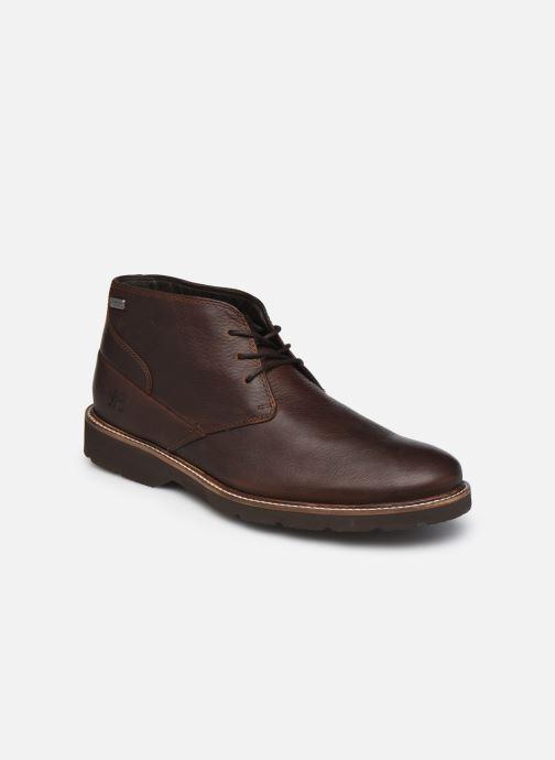 Zapatos con cordones TBS Paxfoam Marrón vista de detalle / par