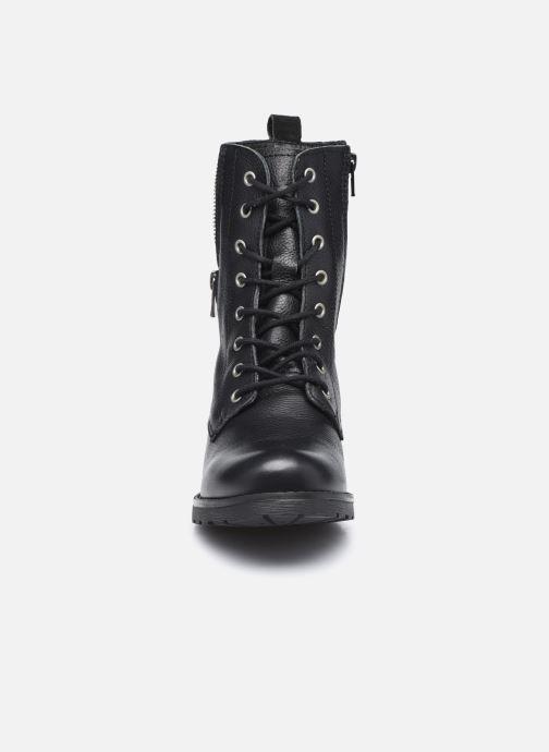 Bottines et boots TBS Peytone Noir vue portées chaussures