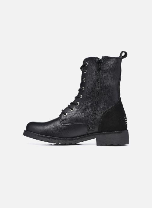 Bottines et boots TBS Peytone Noir vue face