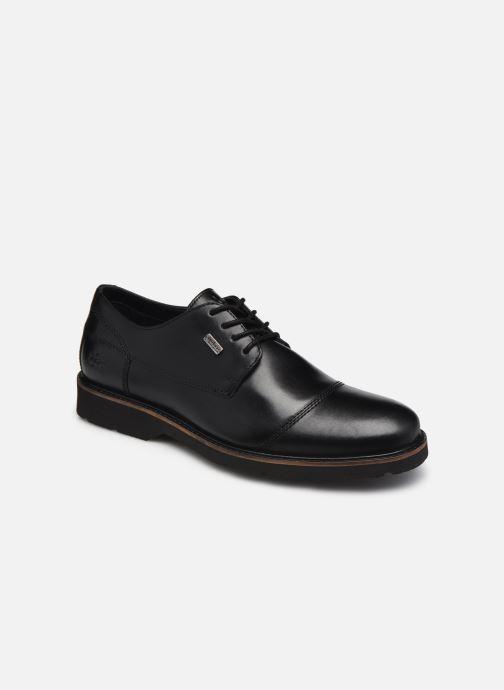 Chaussures à lacets TBS Ponwell Noir vue détail/paire
