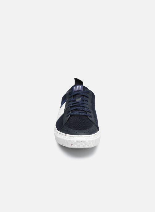 Sneakers TBS Rsource2Q8B22 Azzurro modello indossato