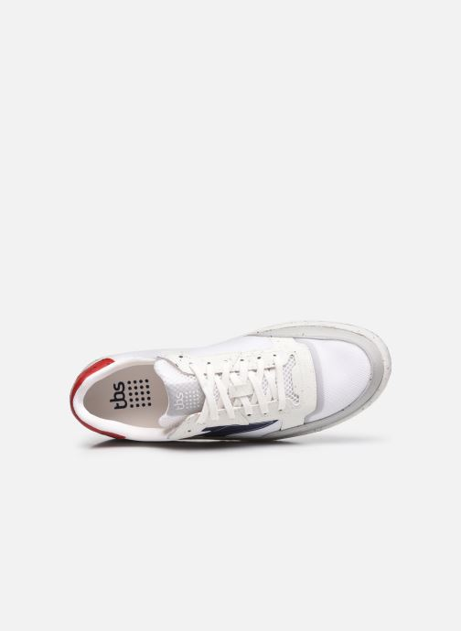 Sneakers TBS Rsource1X8D61 Bianco immagine sinistra