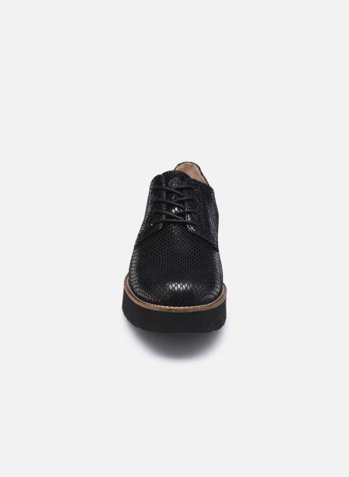 Chaussures à lacets TBS Cyliane Noir vue portées chaussures