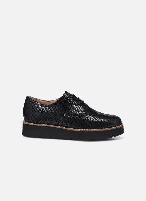 Chaussures à lacets TBS Cyliane Noir vue derrière