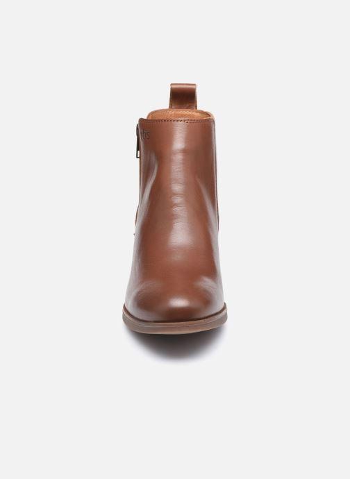 Bottines et boots TBS Rosalia Marron vue portées chaussures