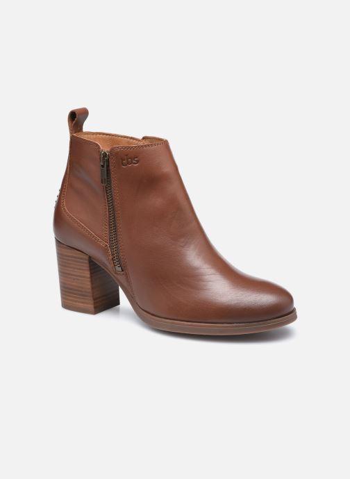 Boots en enkellaarsjes TBS Rosalia Bruin detail