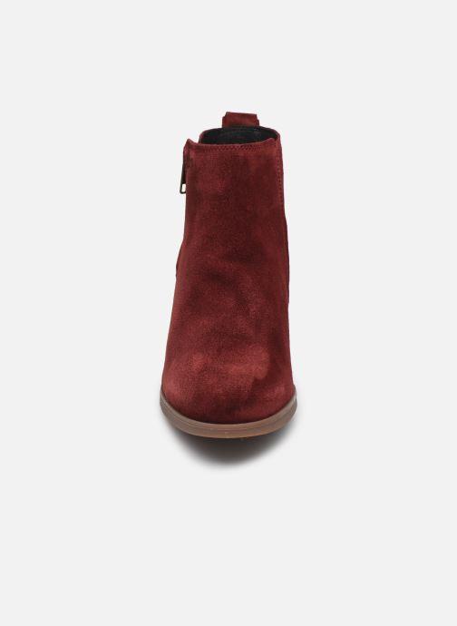 Stiefeletten & Boots TBS Rosalia rot schuhe getragen