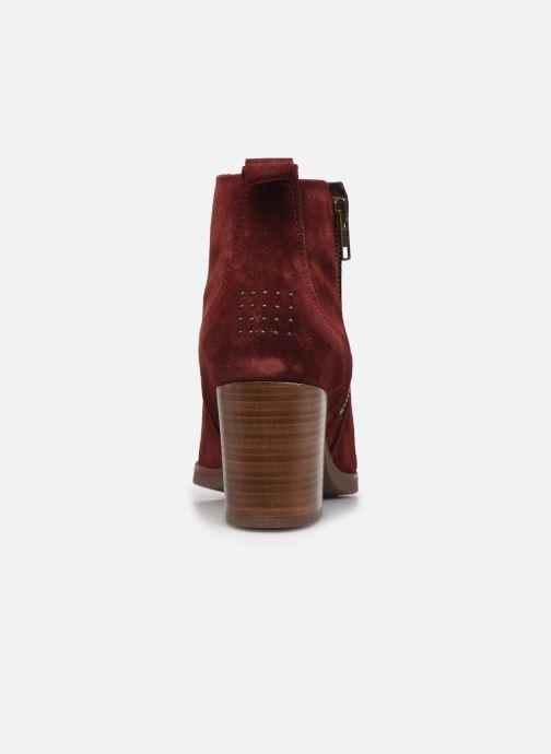 Stiefeletten & Boots TBS Rosalia rot ansicht von rechts