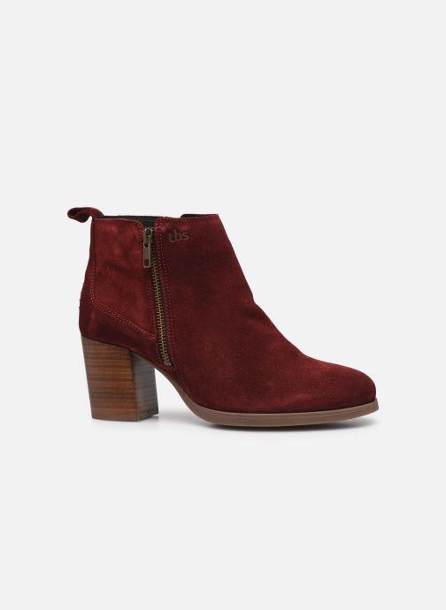 Stiefeletten & Boots TBS Rosalia rot ansicht von hinten