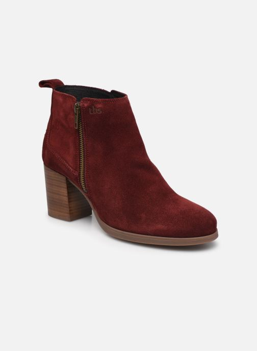 Stiefeletten & Boots TBS Rosalia rot detaillierte ansicht/modell