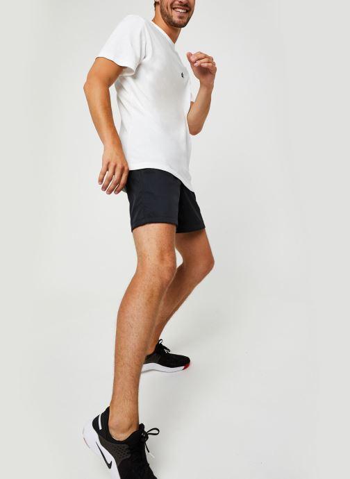 Vêtements Nike M Nsw Sce Short Wvn Flow Noir vue bas / vue portée sac