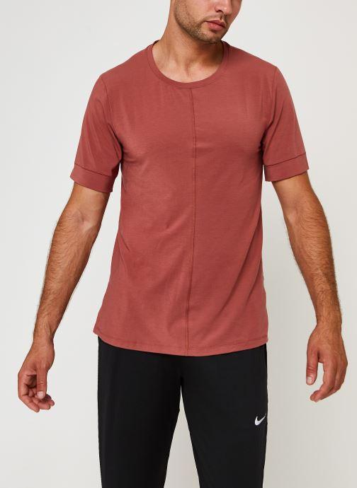 Vêtements Accessoires M Nk Df Top Ss Yoga