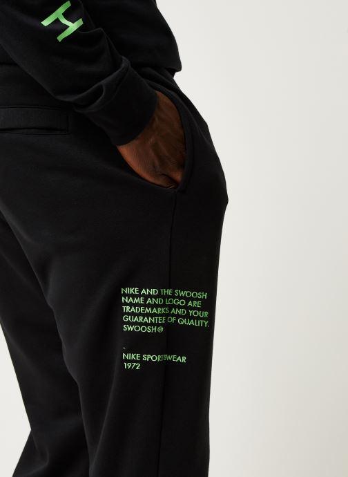 Vêtements Nike M Nsw Swoosh Pant Sbb Noir vue face