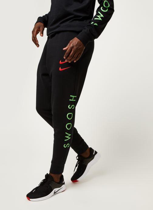 Vêtements Nike M Nsw Swoosh Pant Sbb Noir vue détail/paire