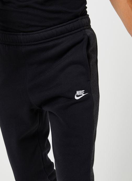 Vêtements Nike M Nsw Jggr Bb Cb Noir vue face