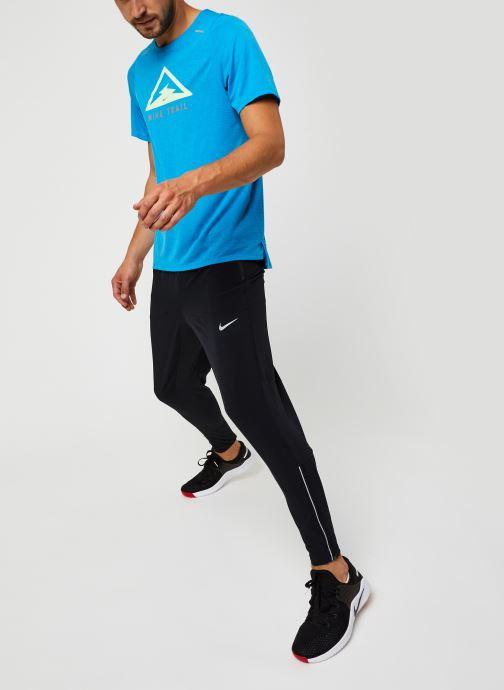 Vêtements Nike M Nk Df Phenom Elite Wvn Pant Noir vue bas / vue portée sac