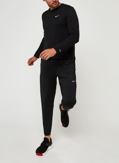 Vêtements Nike M Nk Essential Knit Pant Noir vue bas / vue portée sac