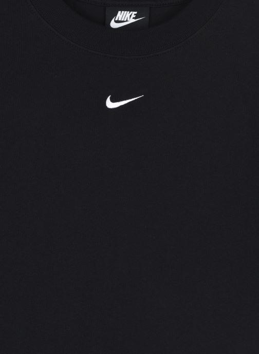 Vêtements Nike W Nsw Essntl Top Ss Bf Noir vue face