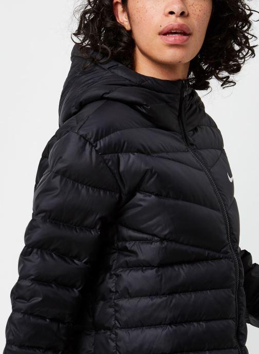 Vêtements Nike W Nsw Wr Lt Wt Dwn Jkt Noir vue face