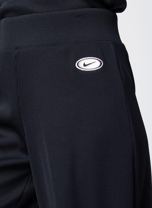 Vêtements Nike W Nsw Pant Rib Femme Noir vue face