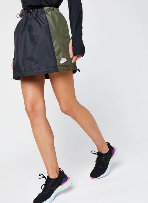 Jupe mini - W Nsw Icn Clsh Skirt Wvn