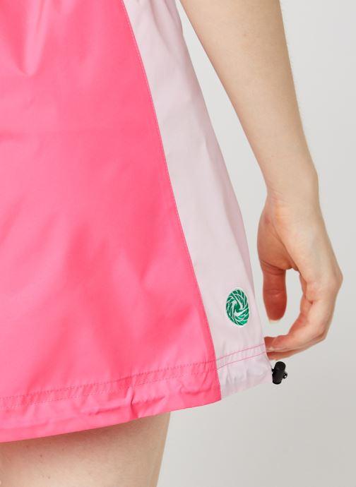 Vêtements Nike W Nsw Icn Clsh Skirt Wvn Rose vue face
