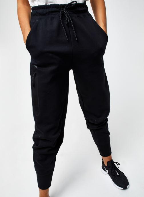 Vêtements Nike W Nsw Tch Flc Pant Hr Noir vue détail/paire