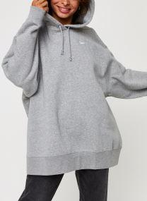 Dk Grey Heather/Matte Silver/White