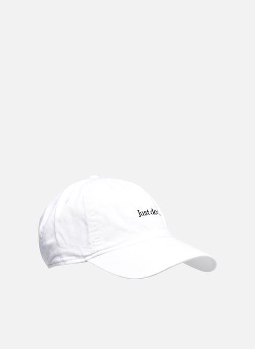 Kappe Nike U Nsw H86 Cap Jdi Wash Cap weiß detaillierte ansicht/modell