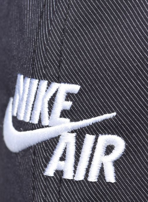 Kappe Nike U Nsw H86 Cap Futura Air schwarz ansicht von vorne