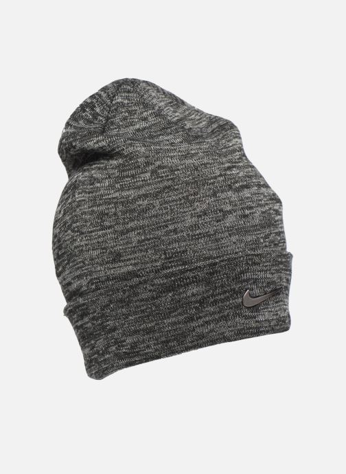 Mütze Nike U Nsw Beanie Cuffed Swoosh grau detaillierte ansicht/modell